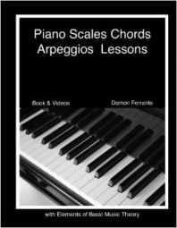 Piano Scales Chords cover